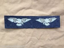 Original Late WW2/50s/60s Royal Air Force (RAF) Shoulder Eagles/Albatross