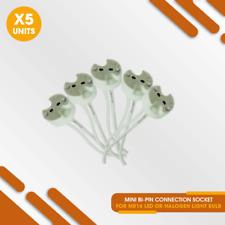 GX53 Lamp Bases led holder Copper Wire ABS LED Light Base for gx53 led lightyu