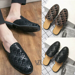 Men Leopard Print Loafers Summer Casual Dress Formal Leather Shoes Moccasins