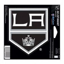 NHL 4 inch Auto Magnet Los Angeles Kings Current Logo