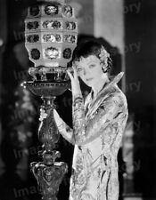 8x10 Print Myrna Loy The Mask of Fu Manchu 1932 #MLAM