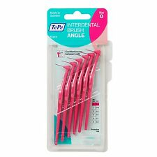 TePe Angle Pink 0.4mm Interdental Brush - Pack of 6 Brushes