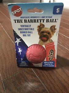 Spot The Barrett Ball / Dog Ball Small