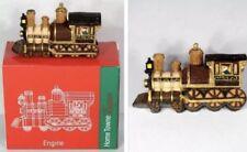 "Jc Penney Home Towne Express 1998 Engine Train Car Week 37 4 1/2"" X 3"""