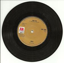 DRUPI - VADO VIA - A&M - 1973 - ITALIAN SEVENTIES POP, SOFT ROCK, ROCK 'N' ROLL