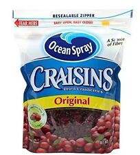 2 X Ocean Spray Craisins Dried Cranberries 1.36kg Cranberry Dry Fruit Cranberry