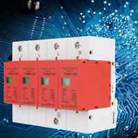 4P 100kA House Surge Din Rail Protector Arrester Device for Lightning Protection