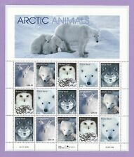 3288 - 3292   US   Arctic Animals   Never Hinged Sheet  issued year 1999