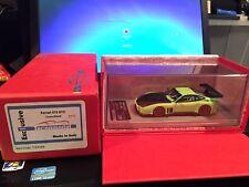 1/43 Tecnomodel Ferrari 575 GTC Matt Green/Black #03/12 n BBR MR LOOKSMART