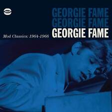 Georgie Fame & The Blue Flames - Mod Classics 1964-1966 (CDBGPD 206)