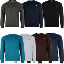 Slazenger Herren Pullover Sweatshirt Pulli Sweater Gr. S M L XL 2XL 3XL 4XL neu