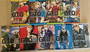 GTO Shonan 14 days VF integral tome 1 à 9 PIKA Toru FUJISAWA