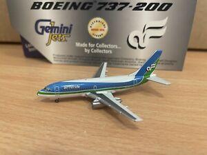 Air Florida 737-200 1:400 (Reg N53AF) GJAFL132 Gemini Jets