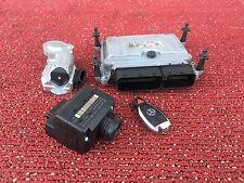 MERCEDES 2005-2007 W203 ENGINE COMPUTER MODULE ECU DME IGNITION W/ KEY OEM #002