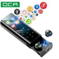 New QCR Q1 PRO Wireless Bluetooth earphone earbuds Multi-function MP3 Player
