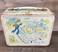 Polly Pal Vintage Metal Lunchbox