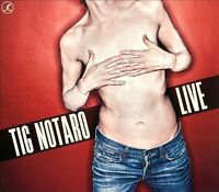 Live [Digipak] by Tig Notaro (CD, Jul-2013, 2 Discs, Secretly Canadian)7