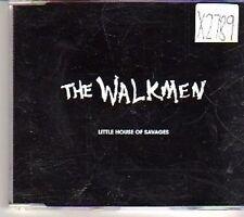 (CT792) The Walkmen, Little House Of Savages - 2004 DJ CD