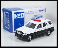 TOMICA #111 HONDA CR-V Japan Osaka Police Car 1/61 TOMY CRV Gift DIECAST CAR