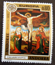 Fr.Andorra SC236TheCrucification-16th Cent.Europa'74MNH