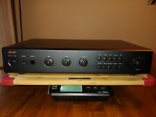 New listing Pro Audio Electronics Adcom Stereo Gfp-710 Preamplifier Preamp Pre Amp