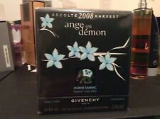 GIVENCHY ANGE OU DEMON JASMIN SAMBAC EAU DE PARFUM SPRAY 60 ML 2008 2.0fl.oz New