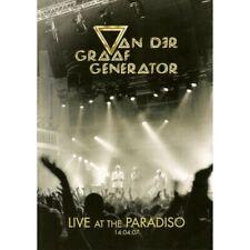CD Van der graaf generator- live at the paradiso 604388336821