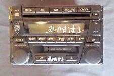 MAZDA TRIBUTE RADIO CD CASSETTE PLAYER - CL047010057969
