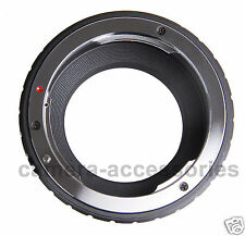 Pentax PK K Lens to Samsung NX mount adapter ring NX1000 NX210 NX20 NX200 NX11 5