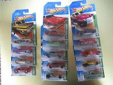 Hotwheels Treasure Hunts 2010 and 2011 '11 '12 YOU PICK