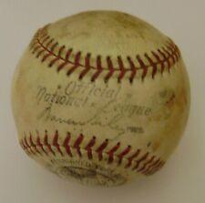 Signed Professional Baseball Player