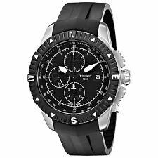 NEW Tissot T-Navigator Men's Automatic Chronograph Watch - T0624271705700