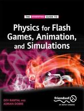 Physics for Flash Games, Animation, and Simulations (Paperback or Softback)