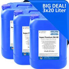 3x20l LSS 5W30 Motoröl für TOYOTA ACEA C2 ACEA C3 60 Liter