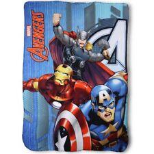 Plaid polaire Avengers couverture enfant Disney NEUF