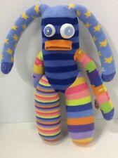 """Little Miss Matched 12"""" Plush Sock  Monster Sock Animal"""