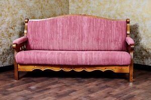 Voglauer Anno 1600 3-Sitzer Sofa Couch Wohnzimmer Landhaus Möbel Massivholz