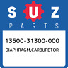 13500-31300-000 Suzuki Diaphragm,carburetor 1350031300000, New Genuine OEM Part