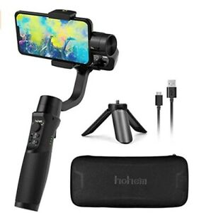 Hohem iSteady Mobile Plus 3-Axis Gimbal Stabilizer For Smartphones