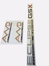 90-94  Mitsubishi eclispe GSX Decals