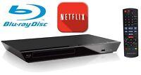 Panasonic DMP-BD79 Wired Ethernet Smart Blu-Ray DVD Internet Media Stream Player