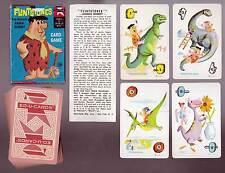 FLINTSTONES Hanna-Barbera Edu cards Game 1961
