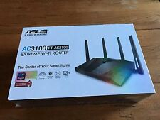 *NEW* Asus RT-AC3100 Dual-Band Extreme Wireless Router AiProtection FAST GAMING!