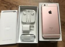 USED Apple iPhone 6s 64GB Rose Gold - Factory Unlocked, Complete