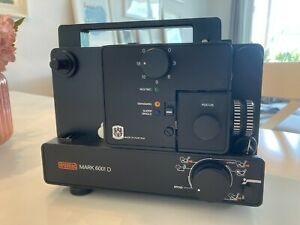 Toller Eumig Mark 6001 D Projektor