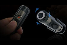 USB Rechargeable Electrical Cigarette Lighter and Portable Travel Shaver Razor