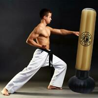 Freestanding Boxing Punching Bag Thickened Fitness Exercise Pressure Reducing He