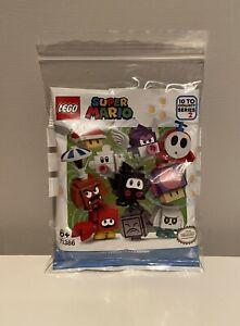 LEGO Super Mario Character Pack Series 2 Bone Goomba #2 NEW - OPEN!!