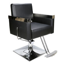 Classic Hydraulic Barber Chair Salon Spa Styling Beauty Equipment 3021 Black