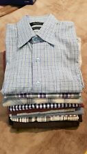 Men's business & casual shirts size XL 11 pieces